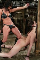 Lots of submission, hard punishment, humiliation, & hardcore sex!