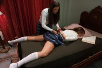 Gaping, Fisting and Strap-on Role-play with Casey Calvert and Cassandra Nix