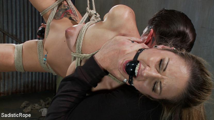 bondage and suffering sex