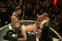 Horny-Crowd-Torments-Bound-Muscled-Stud-for-BIPs-Pre-Halloween-Party