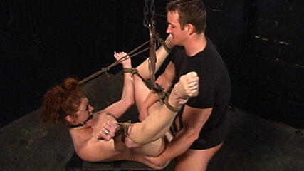 Sabrina s first time. Sabrina is a lifestyle obedient that has never, ever done hardcore male-on-female porn...until today!