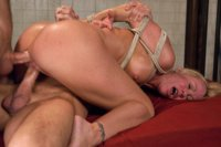 Sadistic-Security-Guards-Fuck-Sexy-MILF-in-the-Armory