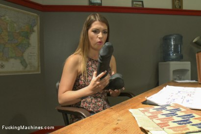 Athletic-Babe-Fucks-Herself-in-the-Coachs-office