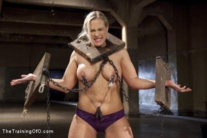 bondage sex große warzenhöfe fotos
