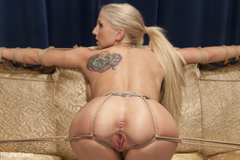 Hog Tied shows the perfect way to tie a girl and train her pussy and ...: asrpremium.com/fhg.asp?f_idx=975