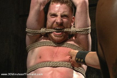 Sebastian Keys endures a life changing experience on 30 Minutes of Torment