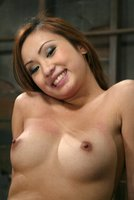Tia Tanaka's body surrenders to orgasm from a strong vibrator