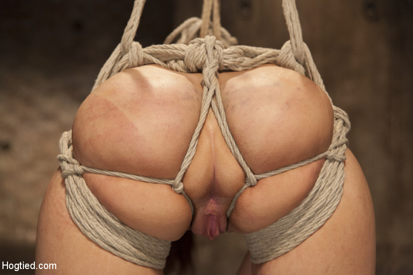 rope pussy fuck