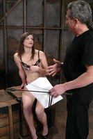 Breaking in Bobbi Starr: Behind the scenes on BehindKink