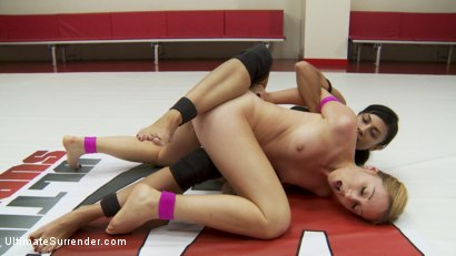 Submission after Submission. Brutal, painful, Humiliating submission holds