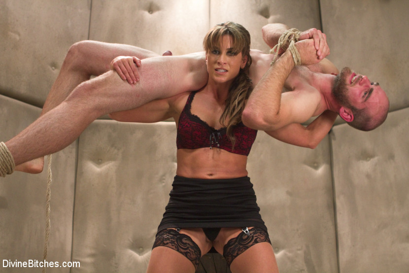 muscle wife domination