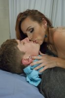 Medical role play 3some with hot ass pounding domination by Venus as she fucks her way through a dude & a girl. Cum everywhere in the hospital!