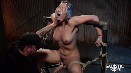 Dani daniels defuckingstroyed. Dani struggles to get through the most challenging shoot she's ever endured.