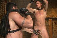 House Dom Trenton Ducati brutalizes a new sub Leon Fox