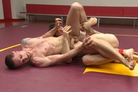 Badass Jed Athens takes on 8 inch hung stud Jay Rising
