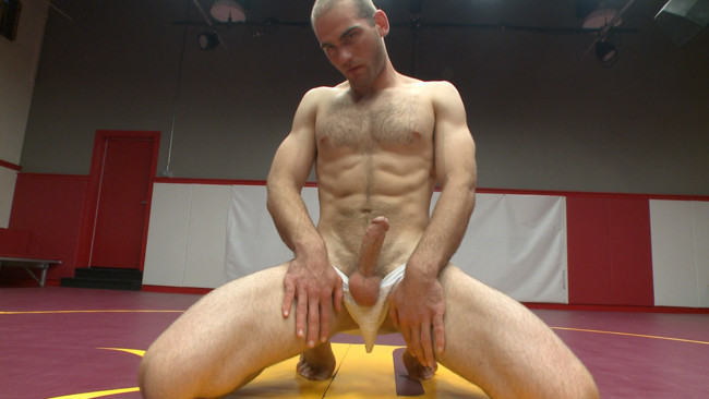 Naked Kombat - Abel Archer - John Smith - Top Cock: Loser's head shoved in the urinal & ass fucked to submission #6