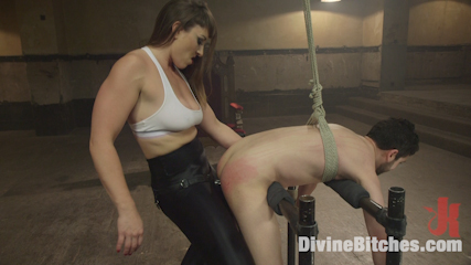 mistress fisting wimp clips