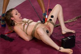 First-Time-Lesbian-Anal-Electricity-and-Squirting