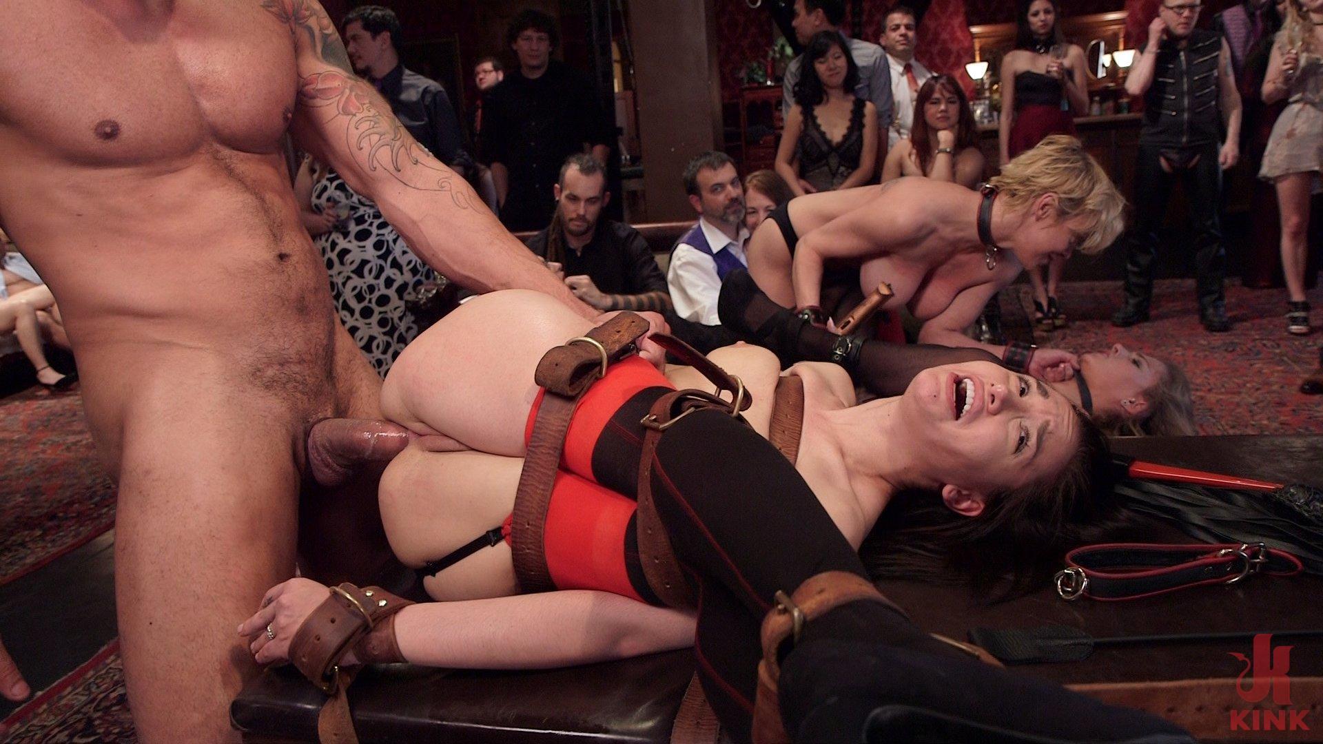 bdsm orgy porn tube