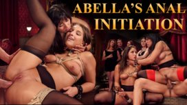 Abellas-Anal-Initiation