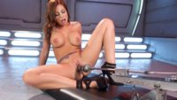 Super sexy, Britney Amber takes a massive fucking and keeps on wanting more.
