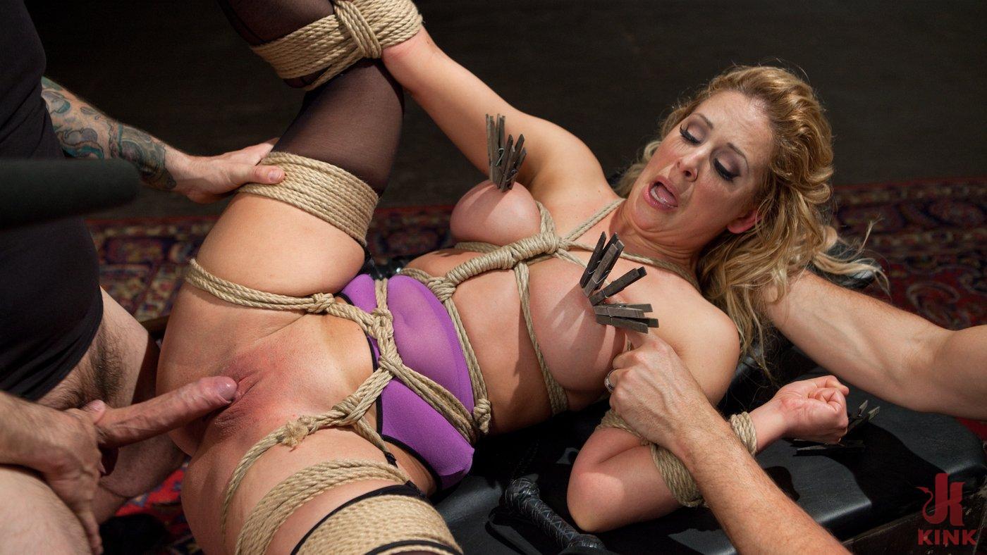 Slave-Training-a-Big-Tit-Blonde-Bombshell-In-Bondage-Day-One