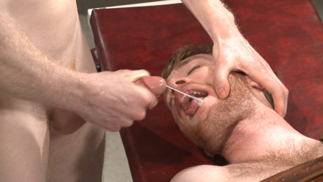 Bound Gods - Rob Yaeger - Seamus O'Reilly - Helplessly bound Seamus O'Reilly fisted on the hospital night shift #10