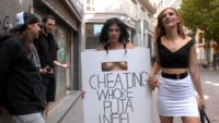 Cheating-Wifes-Big-Hot-Ass-Shamed-Fully-Naked-In-Public-Display