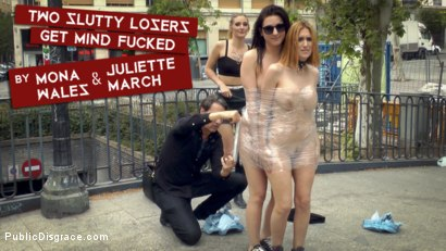 Two-Slutty-Losers-Get-Mind-Fucked-by-Mona-Wales-and-Juliette-March