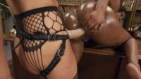 Gorgeous-Ebony-Beauty-with-an-Anal-Addiction-gets-unorthodox-treatment