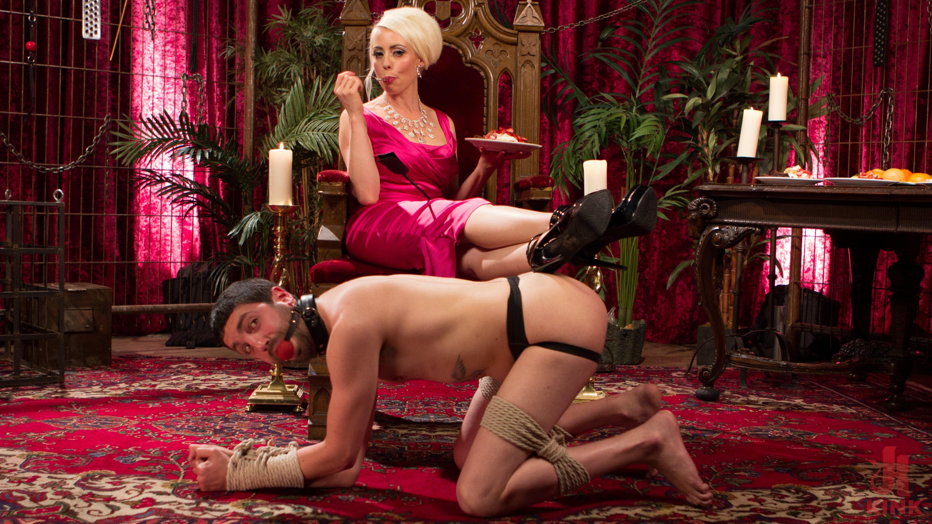 GAYS porn BDSM CFNM femdom