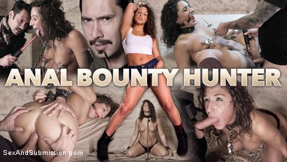 Abella Danger pays with Hard anal fucking until she submits and becomes an anal sex slut when dominated by Tommy Pistol the Anal Bounty Hunter.