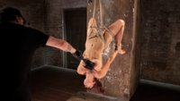 Brutal bondage, grueling torment and punishment, and mind-blowing orgasms prove that Chanel Preston can take it as much as she can dish it out!!!