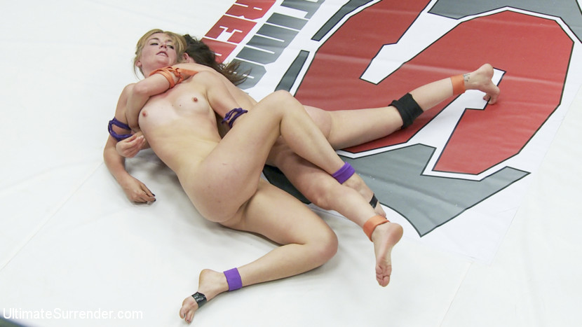 7 Season 12 Feather Weight Wrestling Championship