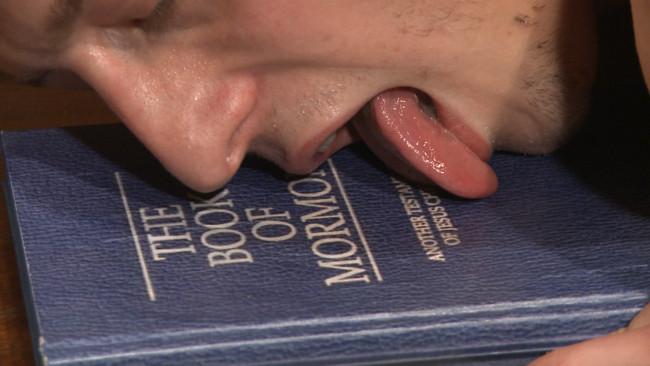 Bound Gods - Connor Maguire - Drake Tyler - Hot Mormon Jock Fucked in Bondage to Prove His Devotion to the Church #15