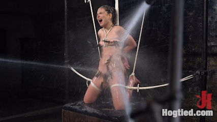 Tight Rope, Grueling Punishment, Extreme Water Torment, and Screaming Orgasms!!!
