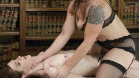 Mistress-Kara-is-a-hot-Milf-Librarian-who-will-Punish-misbehavers