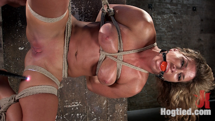 Ariel X – Extreme Bondage, Brutal Torment, and Squirting Orgasms!!!