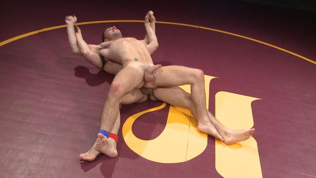 Naked Kombat - Dylan Strokes - Dylan Knight - Knight vs Strokes - Battle of the Huge Cocks #10