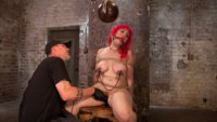 Voluptuous-Sex-Kitten-in-Brutal-Bondage-and-Ass-Fucked