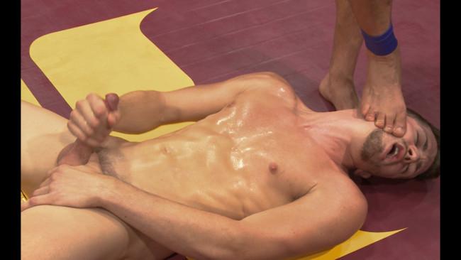 Naked Kombat - Shawn Andrews - Connor Patricks - Shawn Andrews vs Connor Patricks #1