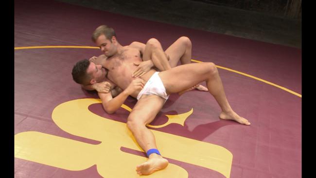 Naked Kombat - Shawn Andrews - Connor Patricks - Shawn Andrews vs Connor Patricks #15
