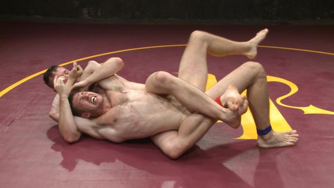 Naked Kombat - Jed Athens - Logan Stone - Jed Athens vs Logan Stone #7