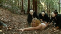Snooping reporter Chanel Preston and sacrificial virgin Iris Rose are hunted through the remote woods in a sexual ritual of power and depravity.