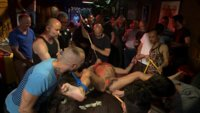 Horny-bar-patrons-have-fun-with-the-hot-go-go-dancer-for-SF-Pride