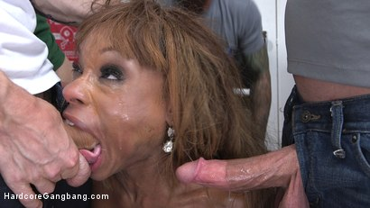 Hot-for-teacher gangbang virgin Caramel gets an A+ for intense anal, double penetration, double vag, double anal, AND hardcore fisting! Holy fuck.