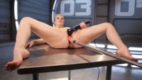 Kink legend Cherry Torn gets her brains fucked out!!