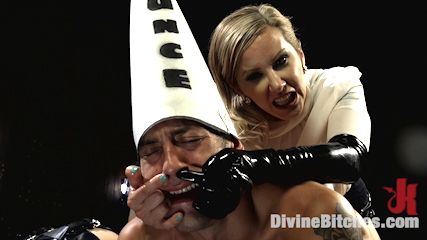 Time out with maitresse madeline marlowe. Maitresse Madeline Marlowe. deep butthole slave fisting with prostate milking orgasm.