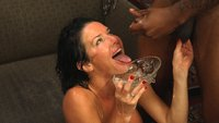 You've never seen a woman's body react like MILF Veronica Avluv does. Double anal and vaginal, fisting, squirting & DP like you've never seen before.