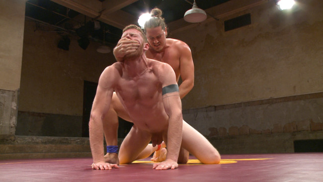 Naked Kombat - Cass Bolton - Kip Johnson - Kip Johnson vs Cass Bolton #1